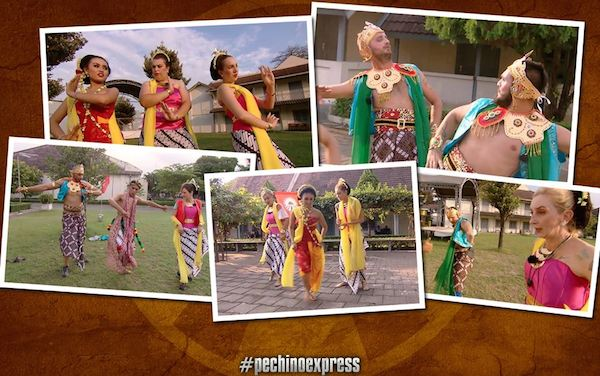 pechino express 3, puntata 20 ottobre, pechino express, balli, viaggiatori ballano, coinquilini ballo