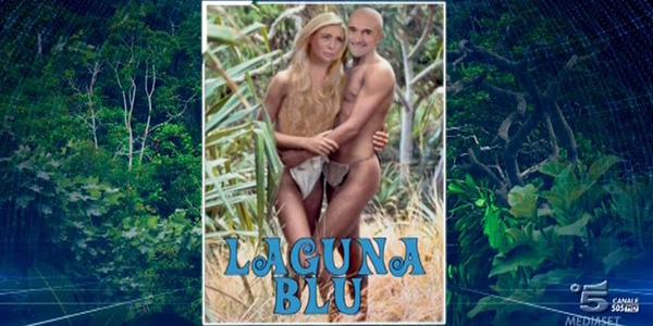 alfonso-signorini-e-mara-venier-laguna-blu