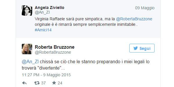 roberta-bruzzone-tweet-contro-virginia-raffaele