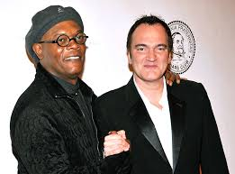 Samuel L. Jackson, Quentin Tarantino, Le iene, Pulp Fiction,  Jackie Brown, Django Unchained, The Hateful Eight