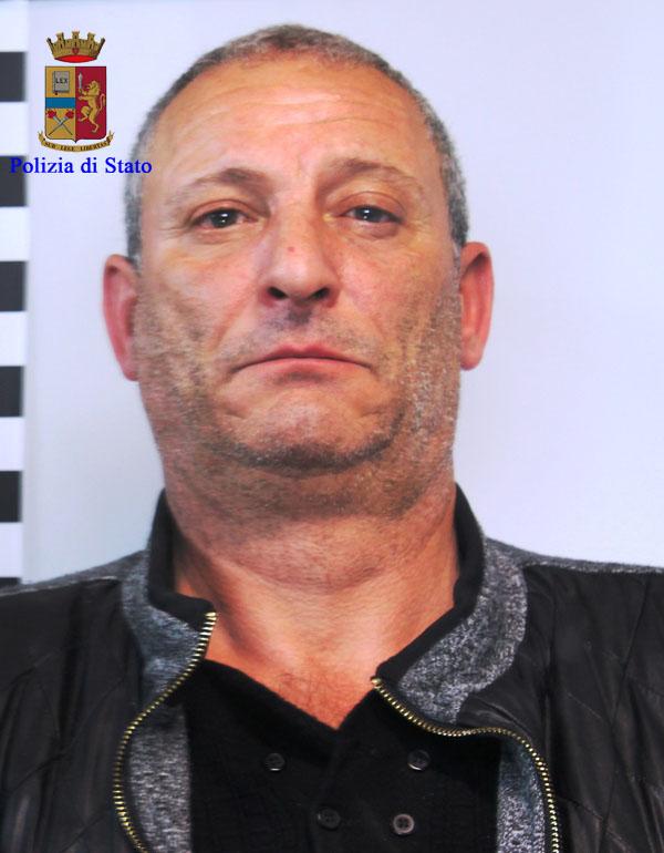 Mario Campailla, arresto Mario Campailla, Comiso, arresto Comiso,