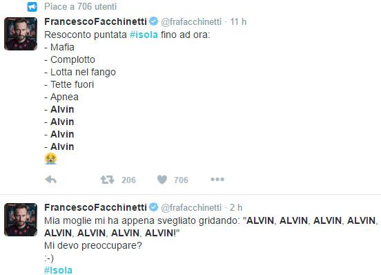alvin-isola-dei-famosi-tweet
