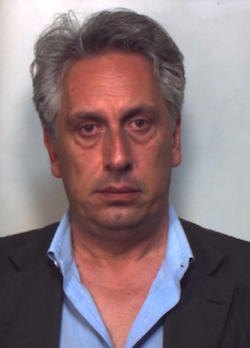 Andrea Grieco, arresto Andrea Grieco