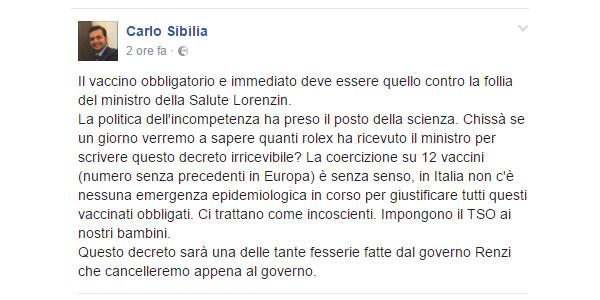 carlo-sibilia-vaccini-lorenzin