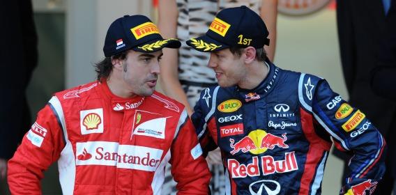 Vettel alla Ferrari. Alonso lascia, andrà alla Mc Laren