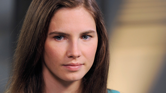 In caso di condanna, l'America acconsentirebbe all'estradizione per Amanda?