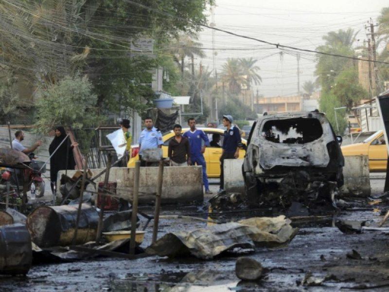 40 morti Iraq, attentato Baghdad, attentato iraq, autobomba baghdad, autobomba Iraq, Baghdad, iraq, morti attentato Iraq, Sadr City