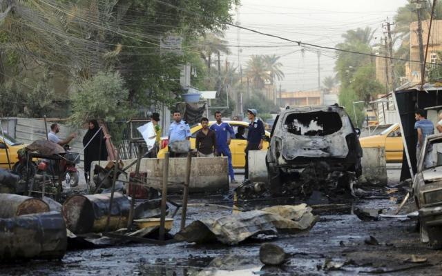 Autobomba a Baghdad, è strage: almeno 39 morti | I feriti sono più di 70, nessuna rivendicazione