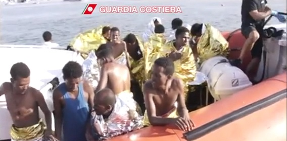 Dramma immigrazione, un altro morto al largo di Lampedusa /VIDEO