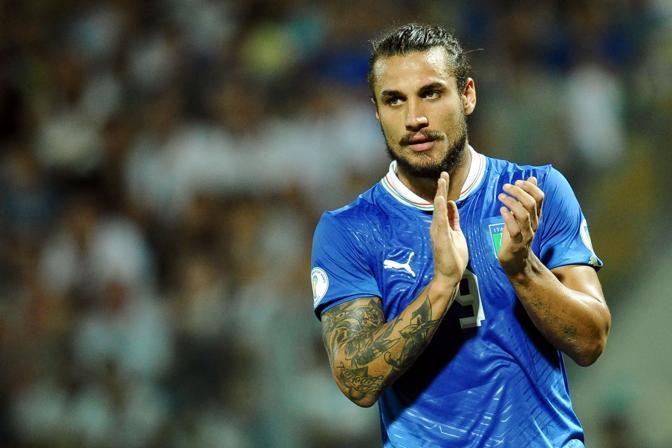 Nazionale, Osvaldo lascia il ritiro. Al suo posto Conte chiama Quagliarella