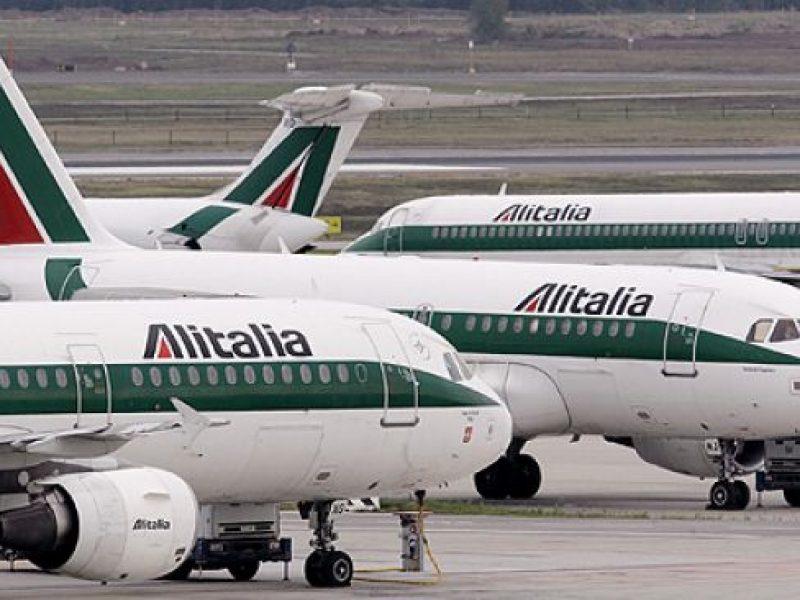 alitalia, fiumicino, sciopero, alitalia cancella voli, passeggeri, disagi per i passeggeri