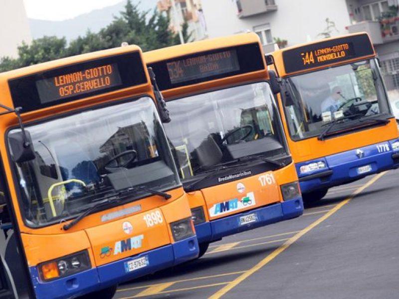 autobus palermo da oggi aumenta il costo del biglietto