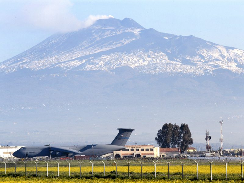 etna chiuso aeroporto fontanarossa