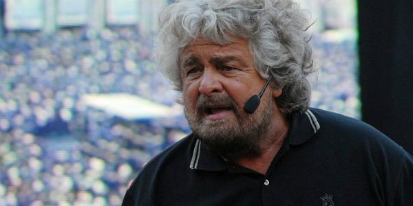 """Il controdiscorso di Grillo /VIDEO   """"Vinceremo anche in Europa"""""""
