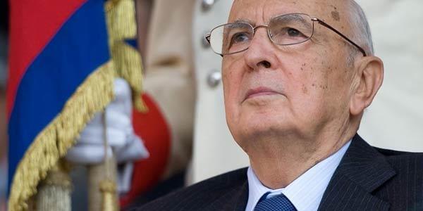 """Morti sul lavoro   Napolitano: """"Mai abbassare la guardia"""""""