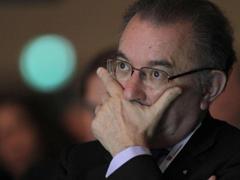 Giorgio Squinzi presidente di Confinfustria