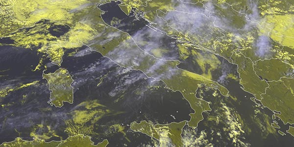 Meteo, tempo incerto a Pasqua e Pasquetta |  Previste temperature miti ma attenti alle piogge