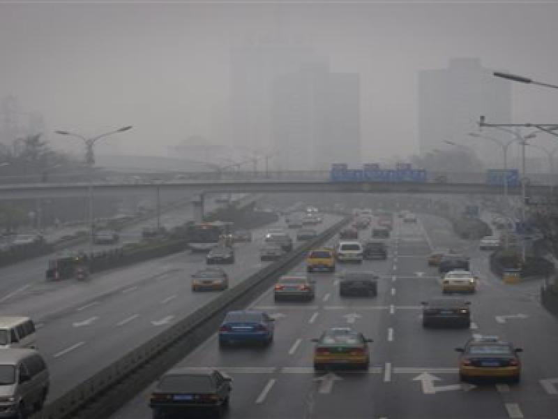 bimbi aria inquinata, bimbi aria tossica, rischi inquinamento bambini, Unicef aria inquinata