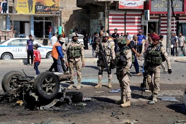Iraq, domenica di attentati: almeno 42 morti | Esplosioni a Baghdad e nella provincia della Capitale