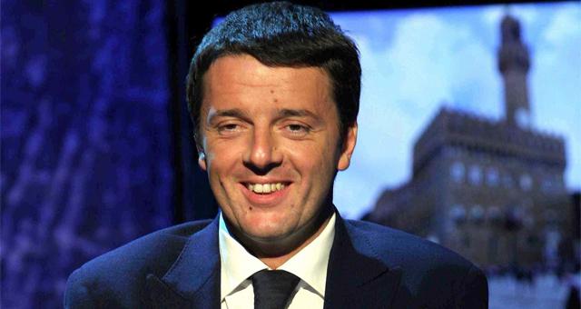 """Renzi sfida il Pd: """"Voglio i voti di Pdl e Grillo"""""""
