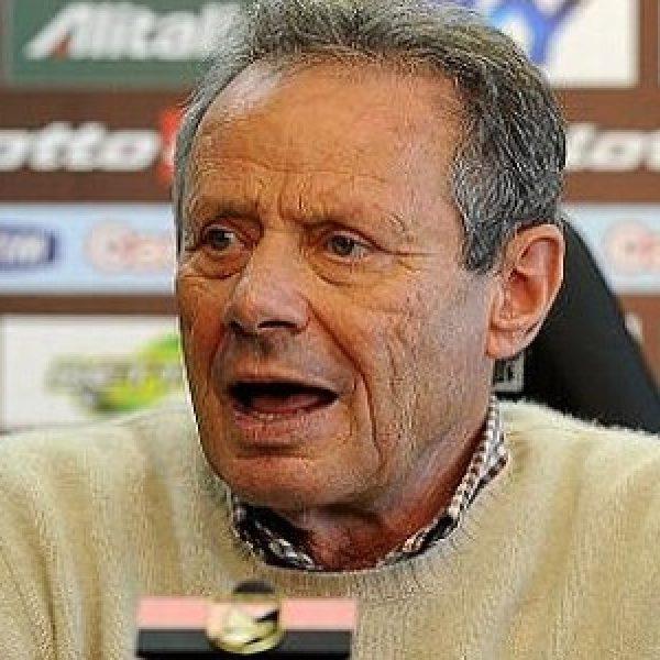 Frosinone-Palermo, Zamparini: