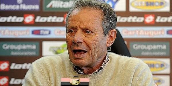 """Palermo, Zamparini: """"Ho rifiutato le dimissioni di Iachini. La settimana prossima mi dimetto io"""""""