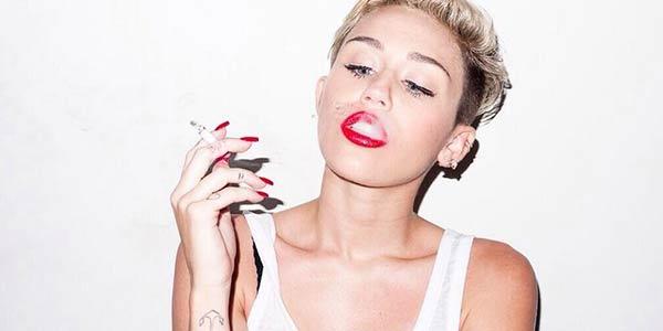 Miley Cyrus fa un porno