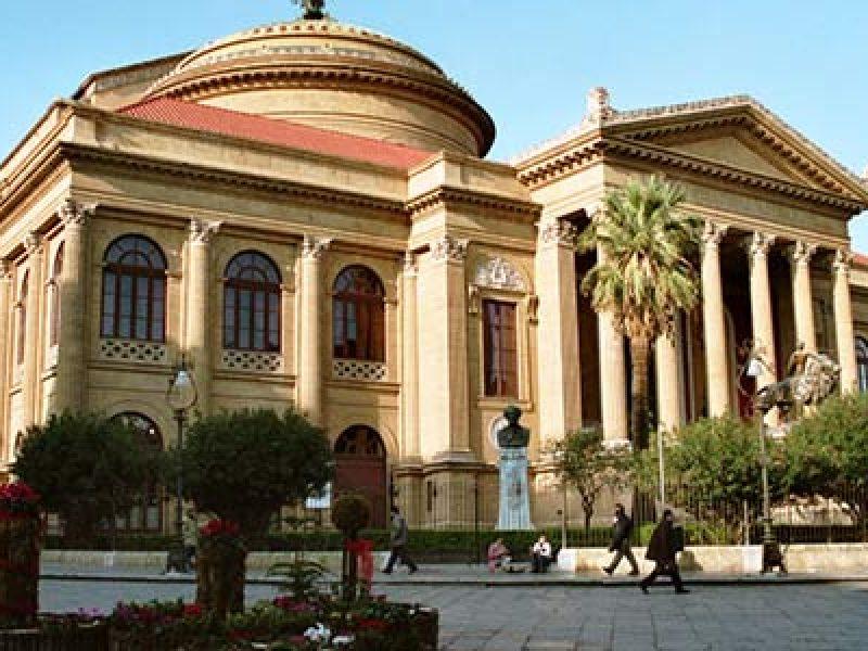 Antonio Taormina, Palermo, presentazione teatro massimo, programma teatro massimo, teatro massimo palermo