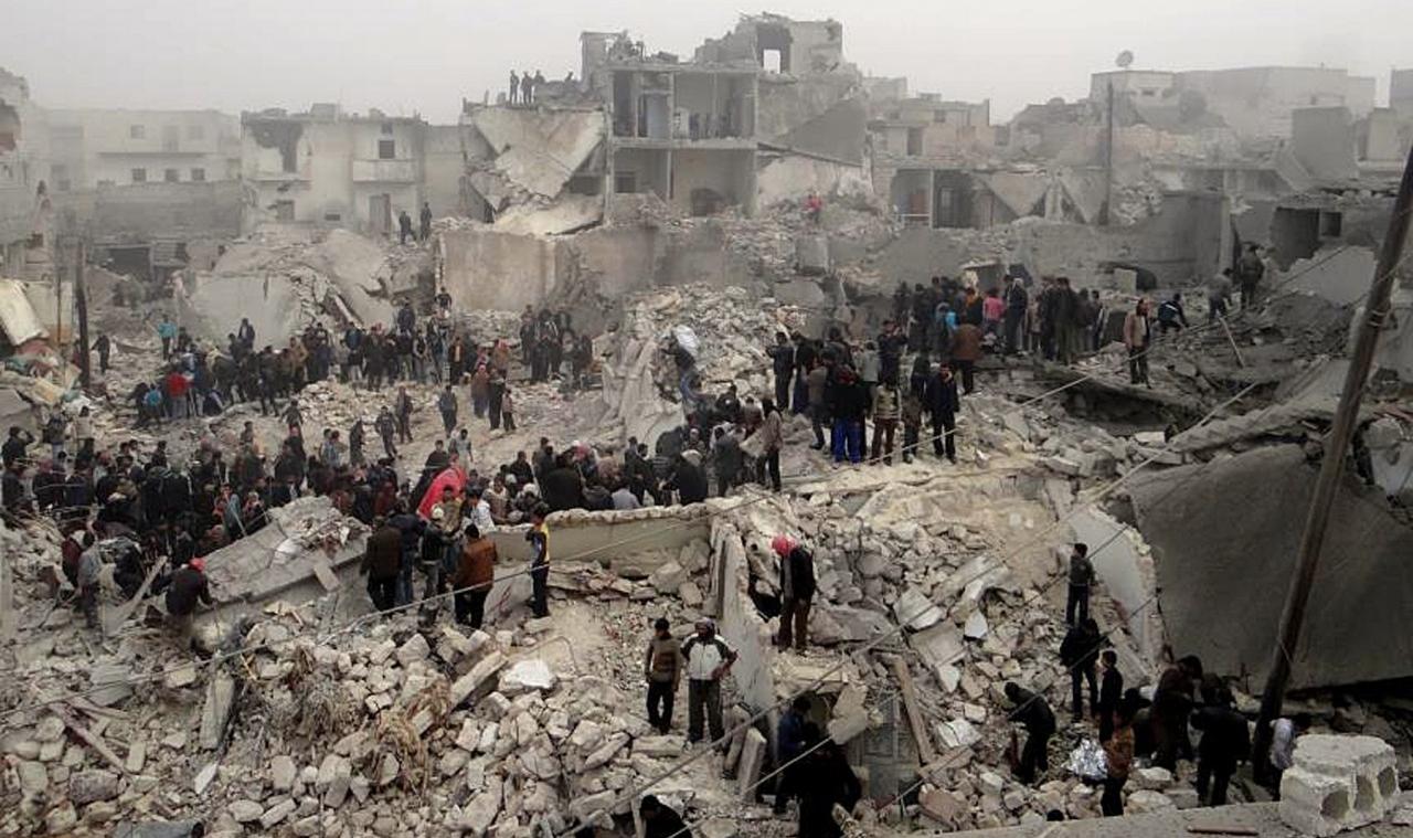 Le armi chimiche di Assad sbarcano in Italia | L'ultimo passaggio prima dello smaltimento