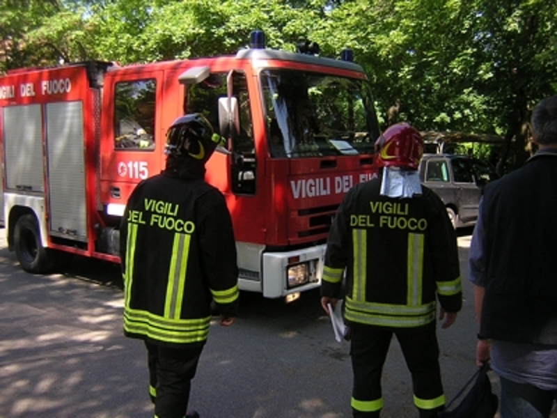 esplosione fuga di gas nel torinese, esplode casoalre nel torinese, esplode casolare borgofranco di ivrea