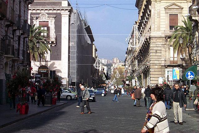 Anche Catania diventerà città metropolitana   Un emendamento la include nell'elenco delle prescelte
