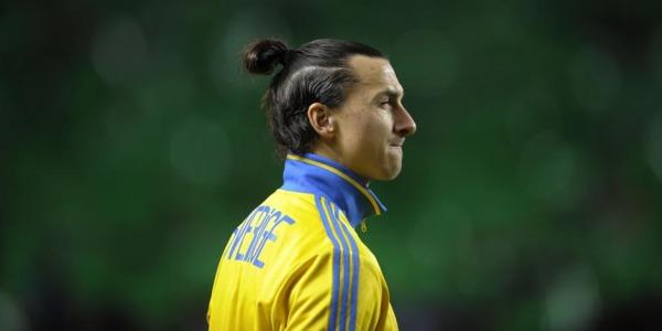 """Zlatan Ibrahimovic vince il nono pallone d'oro svedese: """"Continuo a vivere un sogno"""""""