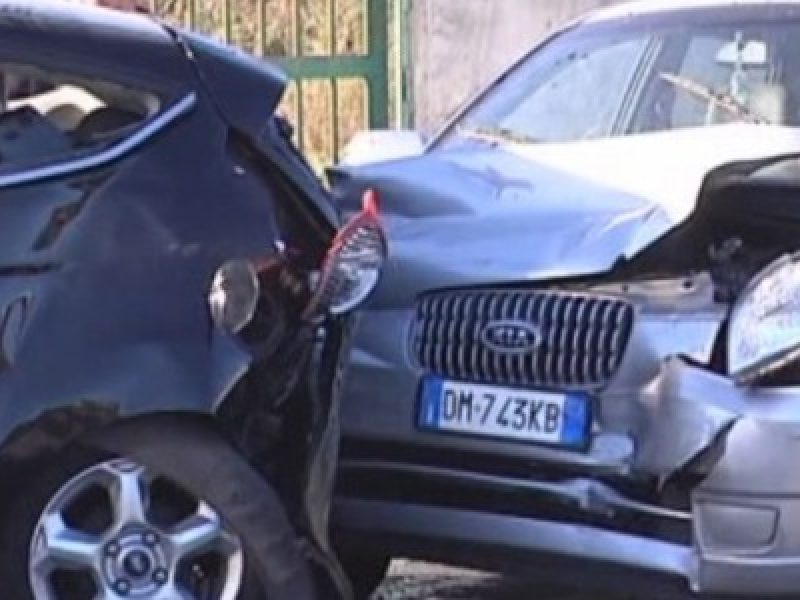 incidente statale 186 borgetto patinico feriti traffico deviato