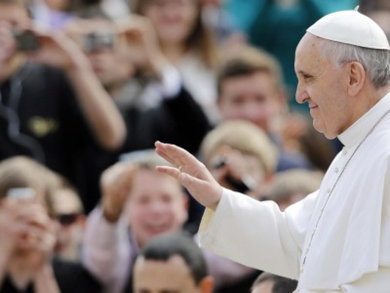 Papa Francesco messa epifania