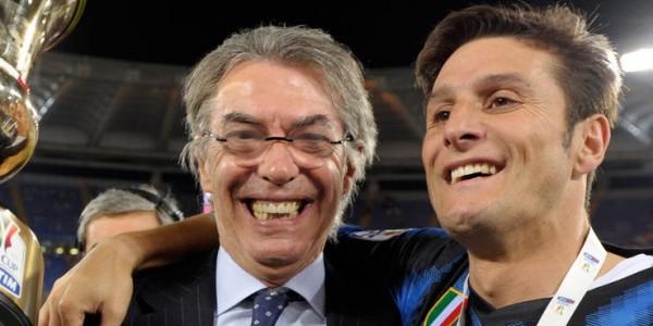 Choc Inter, Moratti si dimette dalla presidenza. Lasciano anche il figlio, Ghelfi e Manzonetto