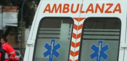 ambulanza, omicidio suicidio, benevento
