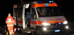 incidente, statale 119, trapanese, santa ninfa, due morti, auto contro muro, chilometro
