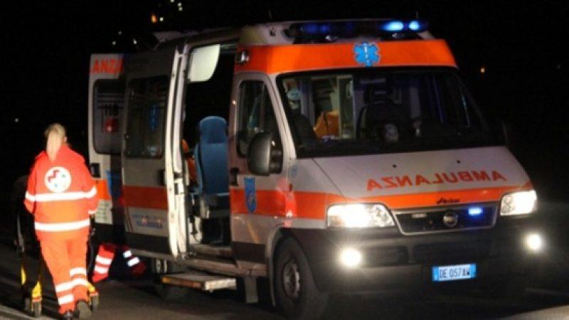 Messina, schianto mortale nella notte | La vittima è un giovane di 36 anni