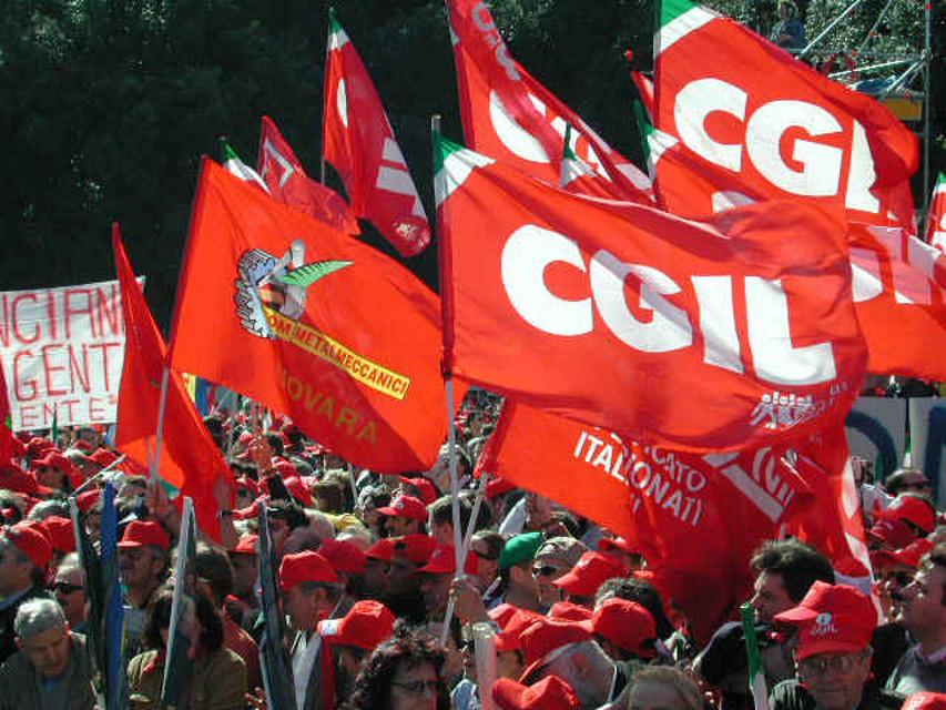 Il venerdì nero della legge di stabilità|Quattro ore di sciopero in tutta Italia