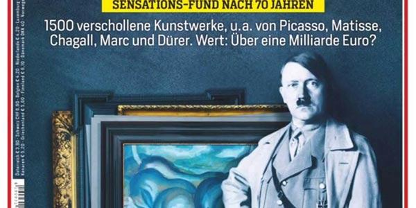 Da Picasso a Renoir, 1.500 opere confiscate durante il Terzo Reich| ritrovate in un appartamento a Monaco