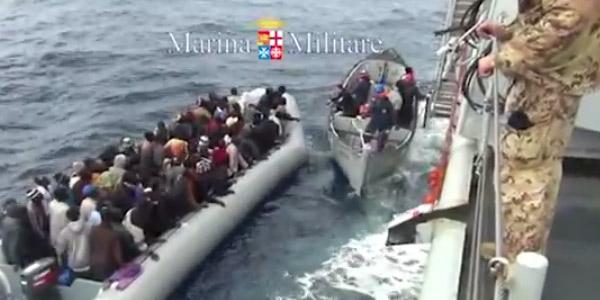 Immigrati, in Sicilia oltre 1000 sbarchi in due giorni$