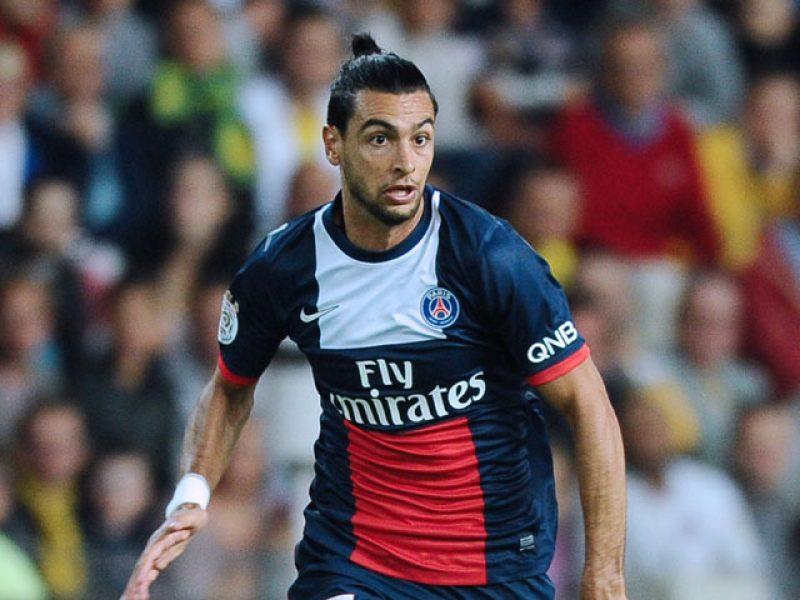 Javier Pastore Paris Saint Germain
