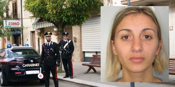 Ladra di gioiellerie arrestata nel Palermitano - lazzari-pamela