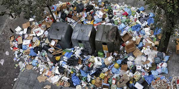 Milleproroghe, ok del governo all'odg del Gal| per superare l'emergenza rifiuti in Sicilia