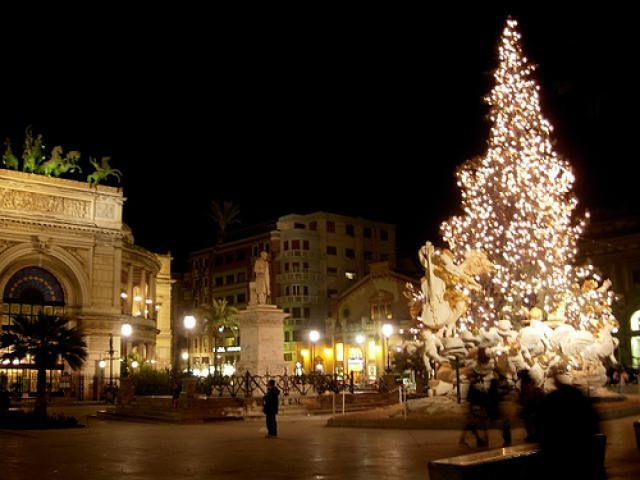 Palermo, sono 256 le proposte arrivate al Comune per Natale e Capodanno