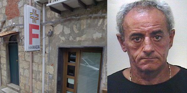 Farmacista assassinata a Blufi| durante un tentativo di rapina