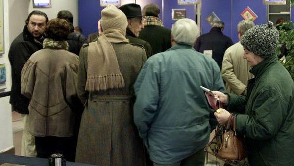 Meno di mille euro per il 36,3% dei pensionati, svantaggio delle donne