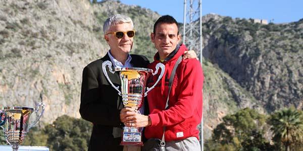 Vito Massimo Catania vince l'edizione 2013 della Maratona di Palermo