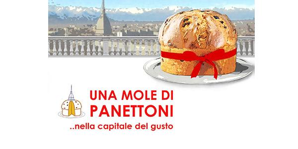 """Fiasconaro, eccellenza siciliana a Torino per """"Una Mole di Panettoni"""""""