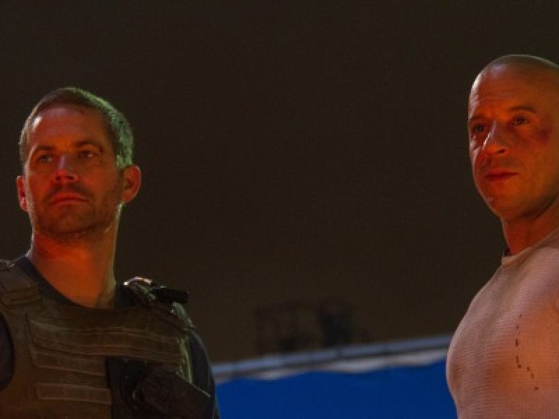 vin diesel paul walker ultima foto brian o connor fast and furious 7 10 aprile 2015 data di uscita james wan